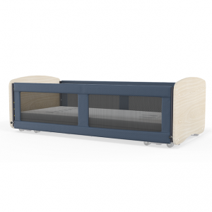 Empresa bed fabric side rails